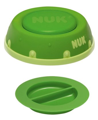 NUK FIRST CHOICE replacement threaded ring grün 2015 - 大圖像