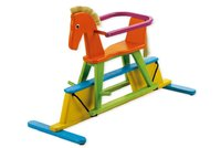 Geuther 搖搖馬 Swingly STERN - * Geuther rocking horse Star – This rocking horse brings fun and supports the movement.