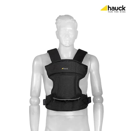 Hauck三用嬰兒背帶 -  * This comfortable and flexible Baby Carrier is the ideal companion for parents with an active lifestyle.