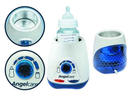"Baby food and bottle warmer ""Angelcare"" 2015 - 大圖像"