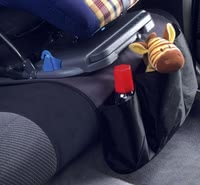 Reer 汽車座椅保護墊 -  * The Reer car seat protector features a size of approximately 52 x 90 cm and protects your car seat from getting dirty and wearing out.