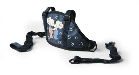 Reer 兒童學步保護帶 - With this safety harness you have your little tyke always in control!
