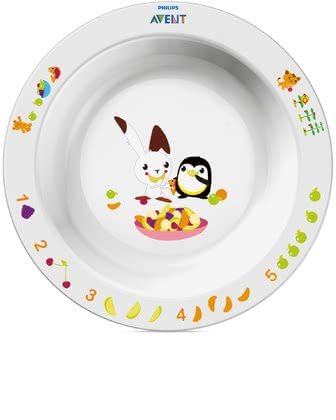 AVENT 大碗 -  * With the colorful Avent dishes every meal is fun.