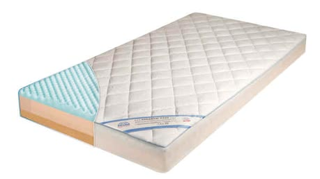 Zöllner Dr. Lübbe Air Comfort 系列床墊 - * The Zöllner mattress Dr. Lübbe Air Comfort supports the body of your lttle darling and ensures a healthy sleep