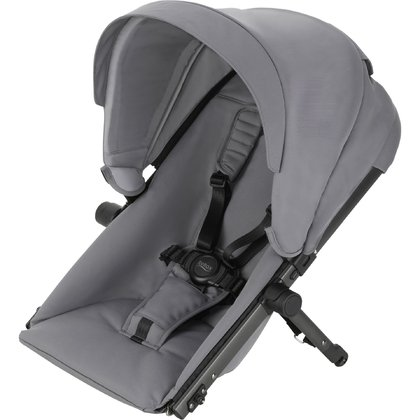 Britax Römer B-READY Seat Unit -  * Britax Römer B-READY seating unit – If the family grows you are able to upgrade your B-READY with a second seating unit to use it as flexible sibling stroller.