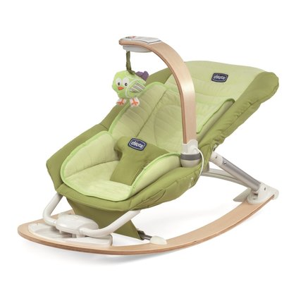 Chicco I-feel Bouncing Chair Lime 2014 - 大圖像
