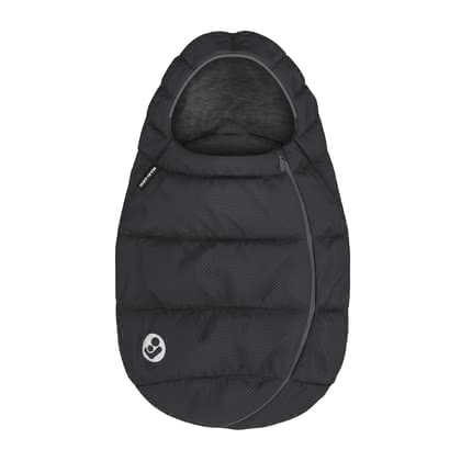 Maxi-Cosi 嬰兒提籃 專用腳袋 - * The Maxi-Cosi footmuff is ideal for the baby seat Pebble and keeps your child cuddly warm