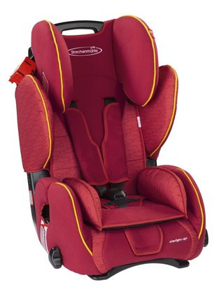 STM Storchenmühle Starlight SP child car seat mango - 大圖像