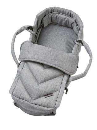 Gesslein 提籃 C1-Lift -  * The Gesslein C1 soft carrycot transforms your Gesslein into a comfortable companion which is suitable for being used right from the very first day on.
