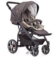 Gesslein F4 Air+ 兒童推車 - * The Gesslein F4 stroller is extremely versatile and can be optionally equipped with a hand brake