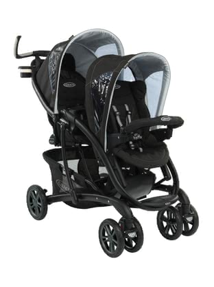 Graco sibling stroller Tour Duo, Sport Luxe 2015 - 大圖像
