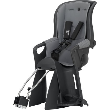 Britax Römer 自行車兒童座椅 Jockey Relax - * Let your little explorer breathe some fresh air! The children's bike seat by Britax Römer provides your child with a safe spot on your bike – made in Germany. That way, big and small bike tours alike are going to be enjoyable activities for you and your child.