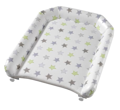 Geuther 嬰兒床專用換尿布板 -  * The Geuther changing board for cribs allows you a comfortable wrap in a small space and can be easily mounted on all cribs.