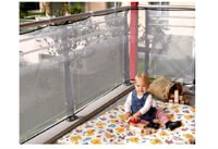 Reer 陽臺護網 -  * The balcony can be a dangerous place for children. The Reer balcony net prevents your child from throwing objects from the balcony.