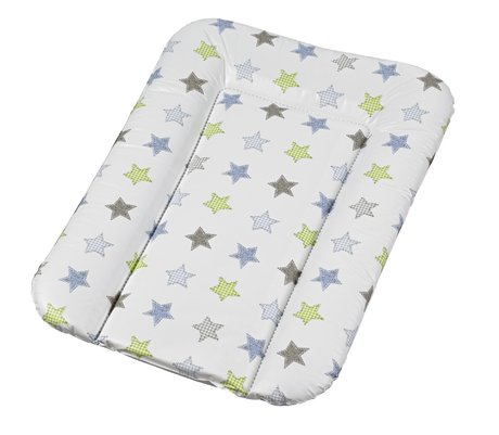 Geuther 換尿片墊,寬 55 x 深 75 公分 -  * Geuther's changing pad features a cuddly soft padding and a head protection.