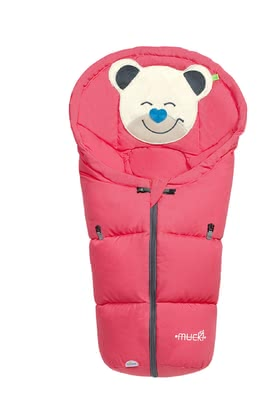 Odenwälder 小號腳袋 Mucki -  * Odenwälder's footmuff Mucki supplies your little one with optimum protection on cold days and is suitable for all regular infant car seat carriers as well as hard and soft carrycots.