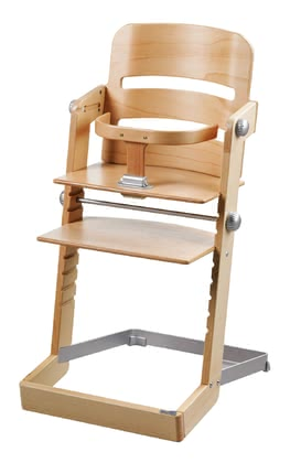 Geuther 餐椅 Tamino -  * The Geuther high chair Tamino is simply unique, a true all-rounder - stable, tilt-proof and suitable for everyday use.