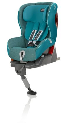 Britax Römer 兒童汽車安全座椅 Safefix Plus Highline Green Marble 2017 - 大圖像