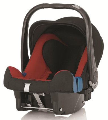 Britax Römer 嬰兒提籃 Baby Safe Plus II Chili Pepper 2015 - 大圖像