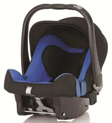 Britax Römer 嬰兒提籃 Baby Safe Plus II Blue Sky 2015 - 大圖像