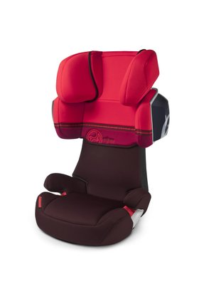 Cybex Car Seat Solution X2 Poppy Red-red 2013 - 大圖像