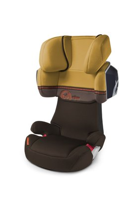 Cybex Car Seat Solution X2 Candied Nuts-brown 2013 - 大圖像