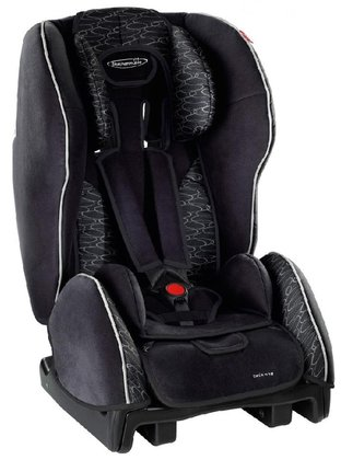 STM Storchenmühle Twin One child car seat midnight 2015 - 大圖像