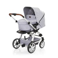 ABC Design 兩用兒童推車 Turbo 4 - * The ABC Design Turbo 4S will be delivered with 3in1 carrycot
