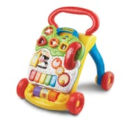 VTech 遊戲學步車 - * The VTech baby walker with game function will accompany your sweetheart at its first attempts of standing and walking.