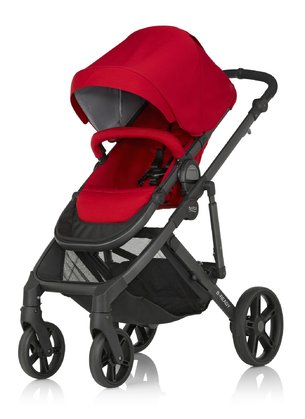 Britax Römer 推車 B-READY -  * Britax Römer B-READY – The B-READY offers absolute flexibility – as stroller or buggy for one or more children and can be used as useful travel system.