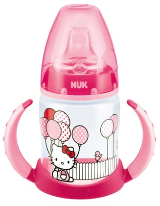NUK Hello Kitty First Choice Trinklernflasche 2014 - 大圖像