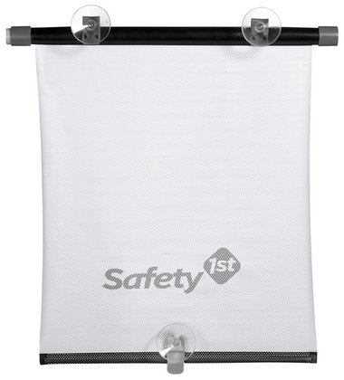Safety 1st 遮陽捲簾 - * The Safety 1st sunblind protects your favorite in the car from dangerous solar radi