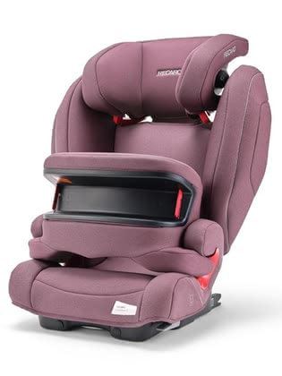 Recaro 兒童汽車安全座椅Monza Nova IS Seatfix Prime Pale Rose 2020 - 大圖像