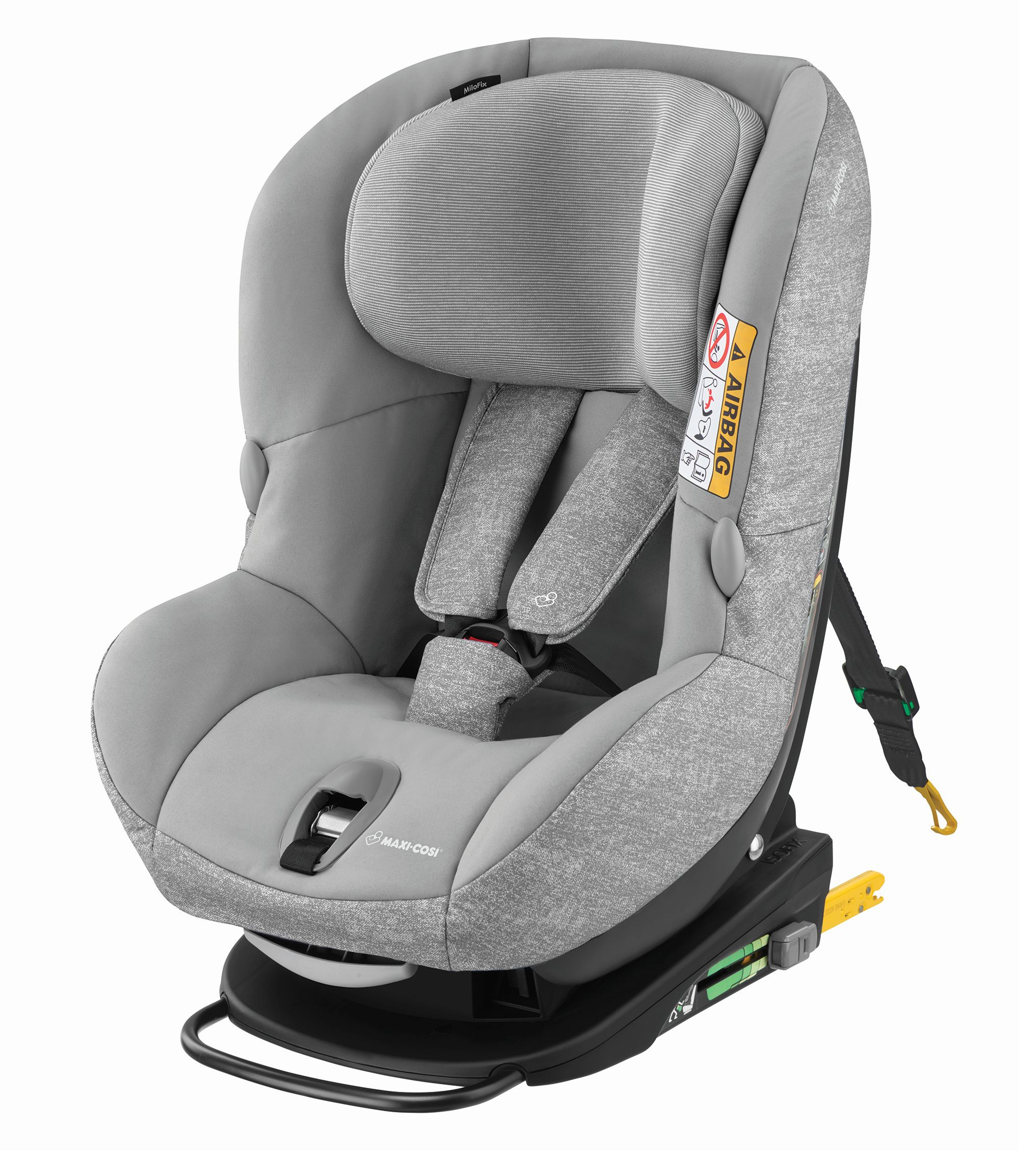 maxi cosi milofix 2018 nomad grey kidsroom isofix. Black Bedroom Furniture Sets. Home Design Ideas