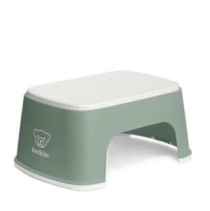 BabyBjorn 防滑腳踏板 -  * With the Baby Björn Stable footstool independent toileting and washing hands are for your sweetheart no longer a problem.