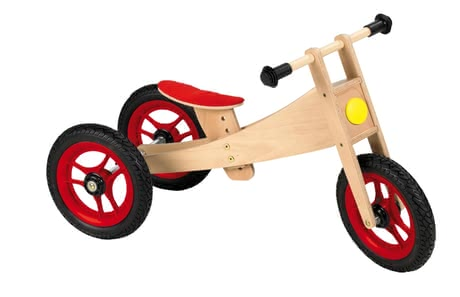 Geuther 二合一腳踏車 -  * Your little sweetheart will be impressed by the 2 in 1 bike from the house Geuther.