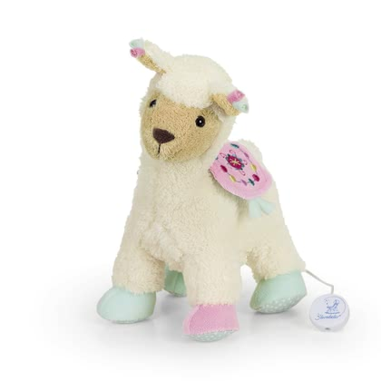 Sterntaler 中型挂铃 -  * The Sterntaler music box is cuddly and soft, and will soon become your little one's favourite stuffed animal. By playing a gentle melody it will guide your sweetheart into the land of dreams.