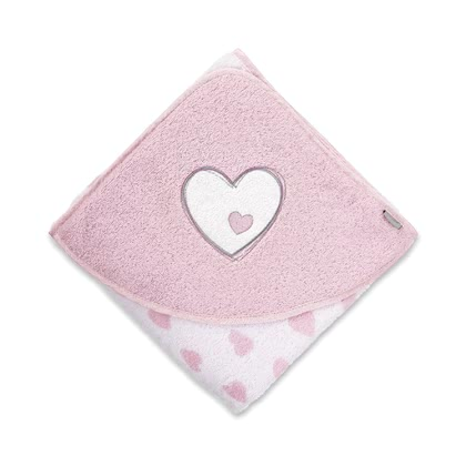 Sterntaler 连帽浴巾 -  * The Sterntaler hooded towel is ideal for the bath of your sweetheart and is available in two different sizes