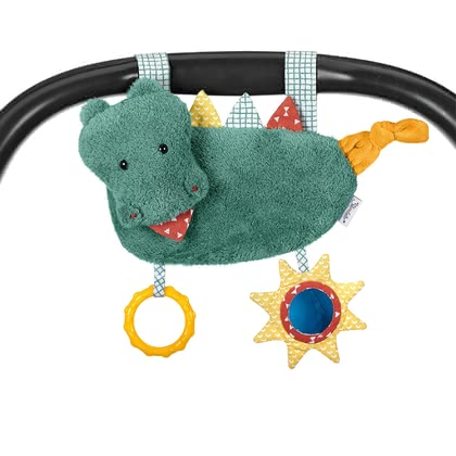 Sterntaler 懸掛玩具 -  * The Sterntaler toys for hanging is suitable for any baby car seat or cot and provides lots of entertainment