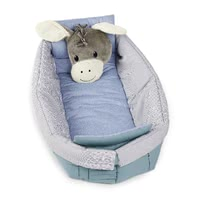 Sterntaler 小婴儿睡袋 -  * The cuddly nest by the manufacturer Sterntaler supplies your little one with a particularly snug and cosy place to cuddle up and feel comfy.