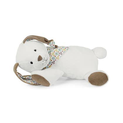 Sterntaler 晚安玩偶 -  * The cute sleep-tight toy by Sterntaler actively helps your little one fall asleep. This special little companion features a sound module that simulates the maternal heartbeat.