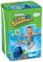 Huggies 游泳專用尿布,尺寸3/4 -  * Does your little one love swimming and splashing in the water? Then, Huggies' swim nappies come in super handy.