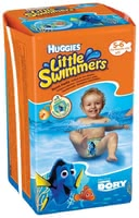 Huggies 游泳專用尿布,尺寸5/6 -  * Does your little one love swimming and splashing in the water? Then, Huggies' swim nappies come in super handy. Whether you are on the beach or in an outdoor or indoor swimming pool, these amazing nappies are the perfect choice for little water lovers. Being equipped with them will turn every swimming session into a relaxed and fun experience for you and your child.