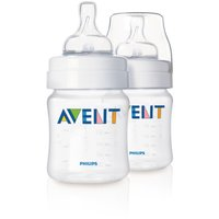 AVENT 經典奶瓶,兩入 - Since 1984, mothers trust the Avent bottle system.
