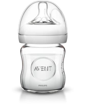AVENT 安撫玻璃奶瓶 -  * The Avent Natural glass bottle makes bottle feeding much more natural for your little one.