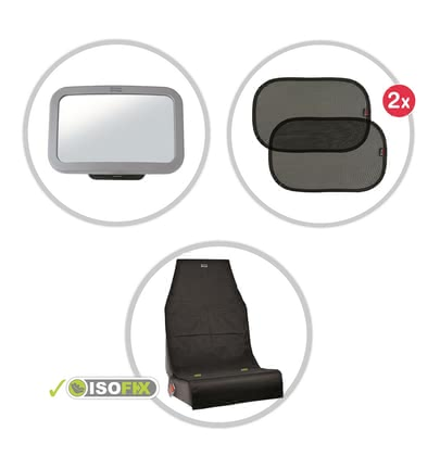 Britax Römer 安全保護套件 -  * The Britax Römer Safety Kit consists of 3 parts and provides additional protection in the car