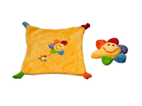 Sunkid rattle figure and cuddle cloth -  * The soft rattle figure and the cuddle cloth are ideal suitable for your favorite from the 3rd month of life and stimulate the abilities of your sweetheart