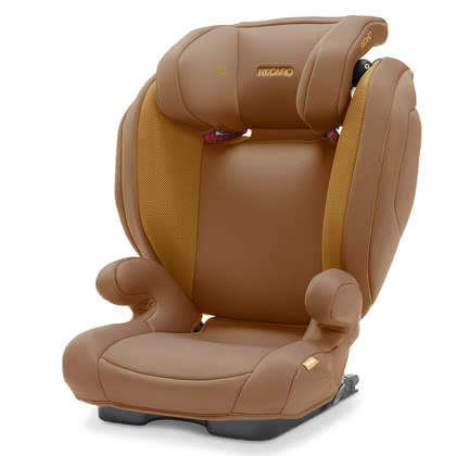 Recaro 兒童安全座椅 Monza Nova 2 Seatfix Select Sweet Curry 2021 - 大圖像