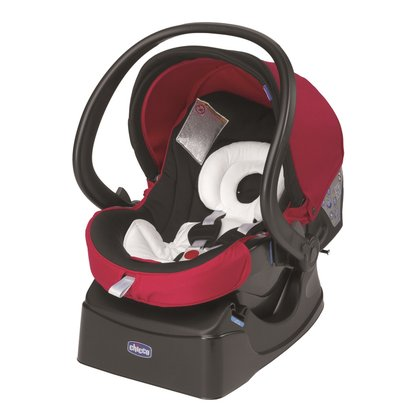 CHICCO Infant carrier Auto-Fix Fast Red Wave 2017 - 大圖像