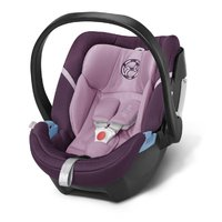 Cybex 嬰兒提籃 ATON 4 - The Cybex baby car seat Aton 4 unites security, comfort and a chic design.